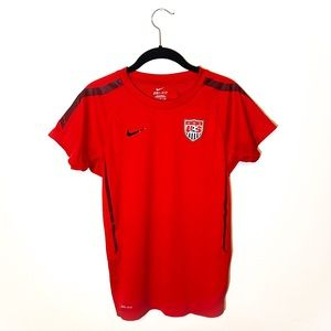 Nike USA Soccer Athletic Tee